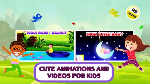 Top 25 Nursery Rhymes Videos - Offline & Learning screenshot 7