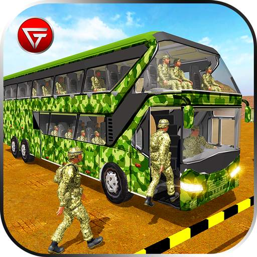 Army Bus Driver 2021:Real Military Coach Simulator