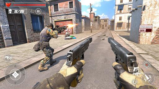 Commando Shooting FPS Games screenshot 2