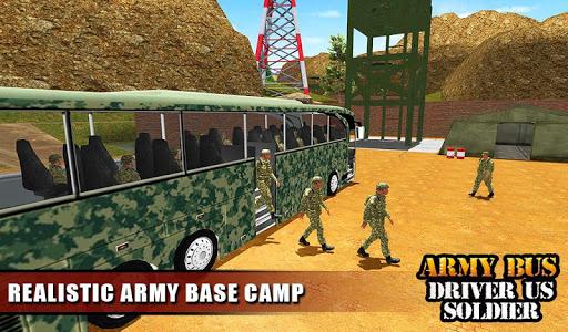 Army Bus Driver 2021:Real Military Coach Simulator screenshot 15