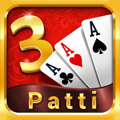 Teen Patti Gold - 3 Patti & Rummy & Poker icon