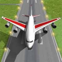 simulatore di atterraggio pilota on 9Apps