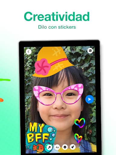 Messenger Kids – La app de mensajes para niños screenshot 10