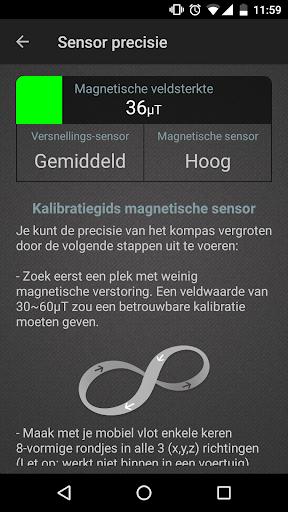Waterpas Kompas & GPS screenshot 3