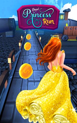 Princess Castle Runner: Endless Running Games 2020 screenshot 1