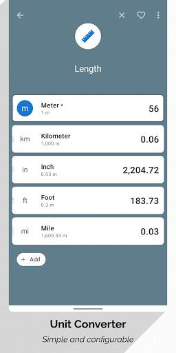 All-In-One Calculator स्क्रीनशॉट 4