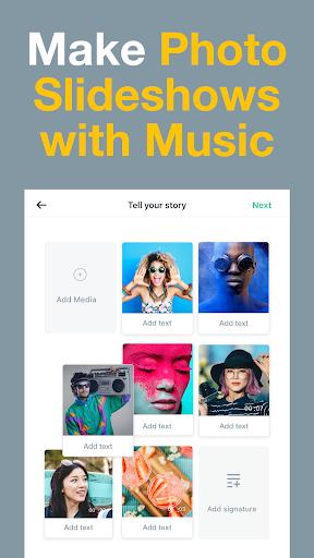 Magisto - Video Editor & Music Slideshow Maker screenshot 7