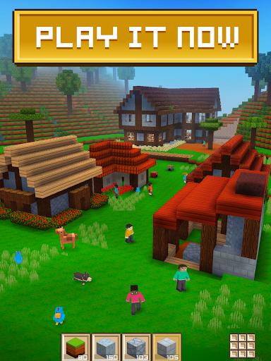 Block Craft 3D: จำลอง การ สร้าง screenshot 1