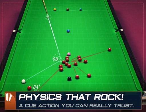 Snooker Stars - 3D Online Sports Game screenshot 10