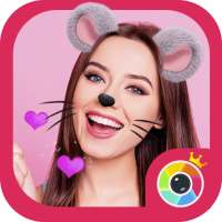 Sweet Snap Face Camera - selfie Photo Edit cam on 9Apps
