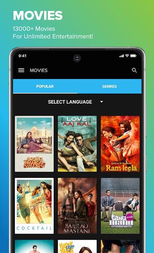 Eros Now - Movies, Originals, Music & TV Shows screenshot 2