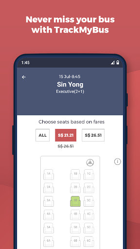 redBus - Online Bus Tickets and Ferry Booking App screenshot 4