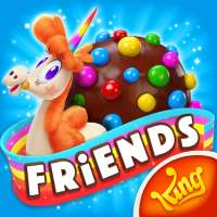 Candy Crush Friends Saga on 9Apps