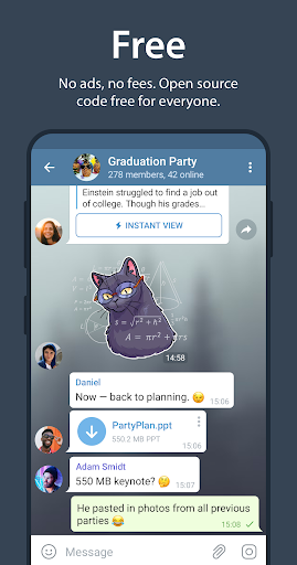 Telegram screenshot 5