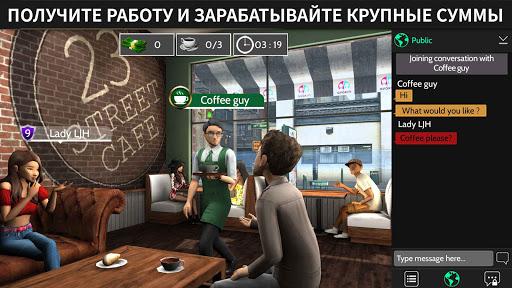 Avakin Life - Виртуальный 3D-мир скриншот 4