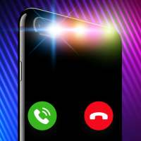 Call Screen Themes: Color Call Flash, Ringtone on 9Apps