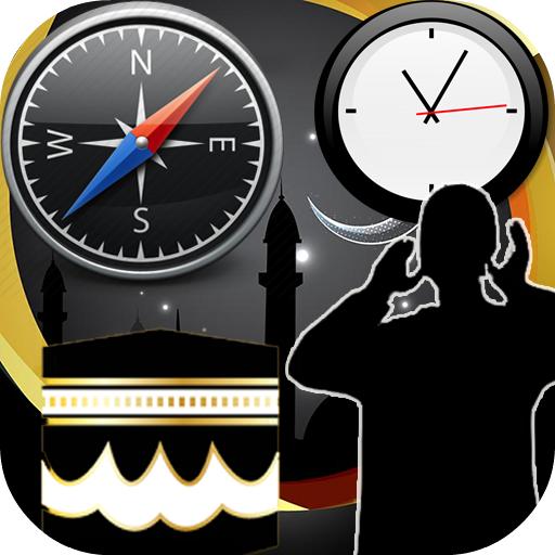 AzanTime: Qibla Direction icon