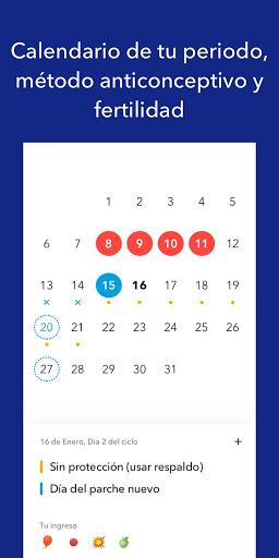 Spot On, monitor de periodo y ciclo menstruales screenshot 1