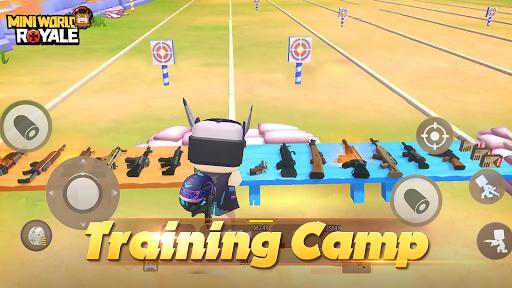 Mini World Royale screenshot 4