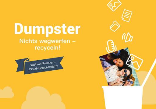 Dumpster: Rette gelöschte Bilder, Videos & Dateien screenshot 11