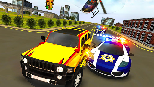 Police Chase Prado Escape Plan screenshot 14