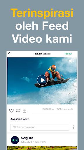 Magisto Editor Video dan Pembuat Presentasi screenshot 8