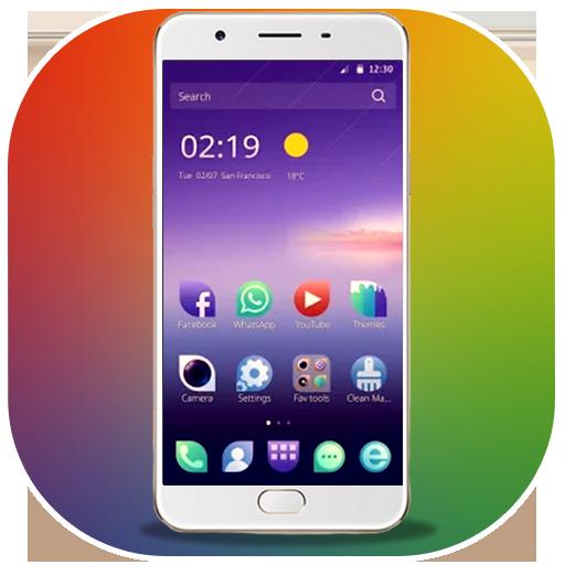 Launcher Oppo F1s Selfie Theme icon