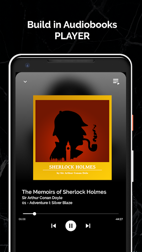 Free Books & Audiobooks screenshot 2