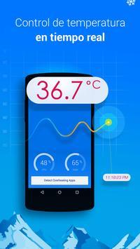 Cooling Master - Teléfono Cooler gratis, CPU mejor screenshot 1