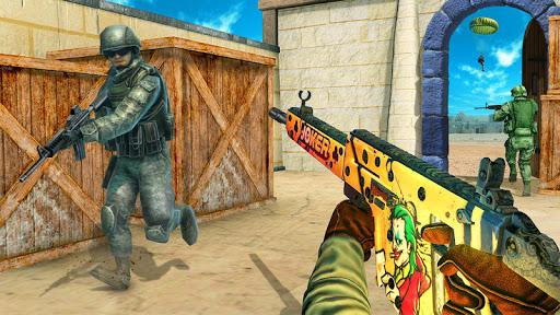 FPS Commando Shooting Games screenshot 5