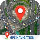 Nawigacja GPS na żywo mapy satelitarne