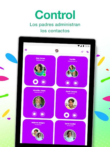 Messenger Kids – La app de mensajes para niños screenshot 7