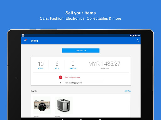 eBay - Buy, Bid & Save screenshot 11