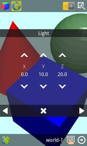 3D Model Player (3D Viewer) screenshot 2