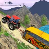Tractor Pull Simulator Drive: Tractor Game 2021 on 9Apps