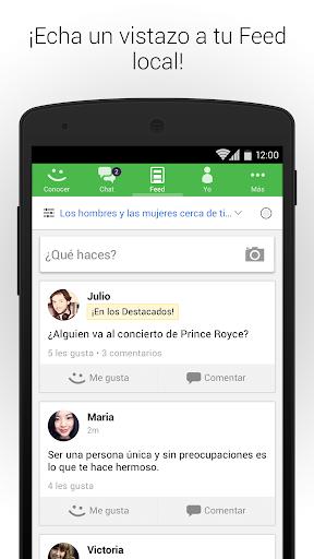 MeetMe: Chat y nuevos amigos screenshot 3
