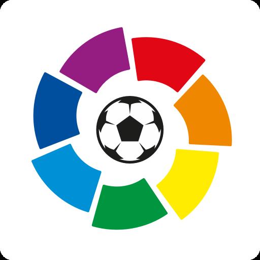 La Liga Official App - Live Soccer Scores & Stats icon