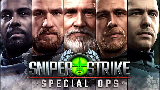 Sniper Strike – FPS 3D Shooting Game screenshot 10