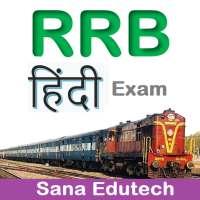 RRB Exam Prep (Hindi) on 9Apps