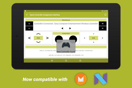 Game Controller KeyMapper screenshot 2