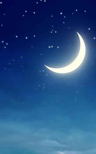 Night Sky Live Wallpaper screenshot 7