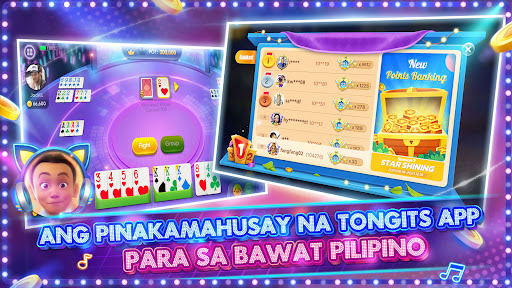 Tongits Go - Exciting and Competitive Card Game screenshot 2