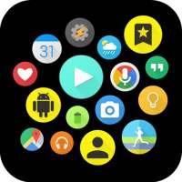 Bubble Cloud Widgets   Folders for phones/tablets on 9Apps