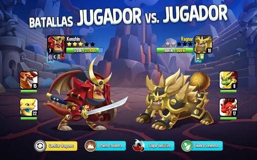 Dragon City Mobile screenshot 7