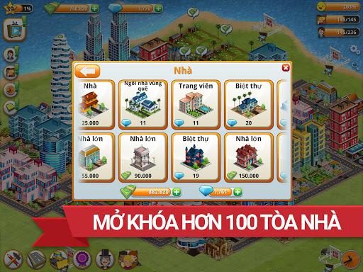 Trò chơi Thành phố Làng Đảo Village Simulation screenshot 13