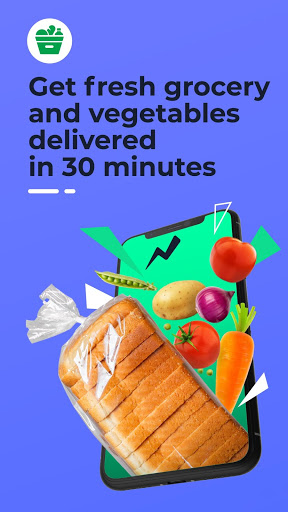 Dunzo: Delivery App for Grocery, Food & more screenshot 2
