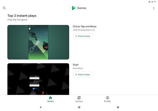 Google Play Spiele screenshot 7