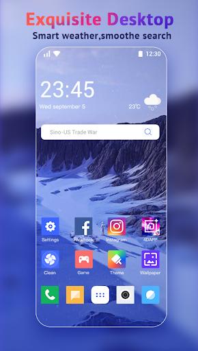 U Launcher Lite-New 3D Launcher 2020, Hide apps screenshot 2