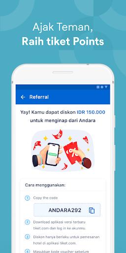 tiket.com - Hotel, Pesawat, To Do screenshot 7