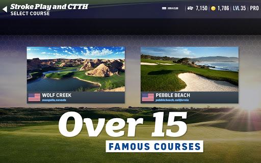 WGT Golf screenshot 2